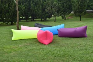 Paypal Acceptable Portable Sofa Inflatable Lazy
