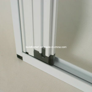 Residential Aluminium Roller Back Retractable Fly Screen pictures & photos