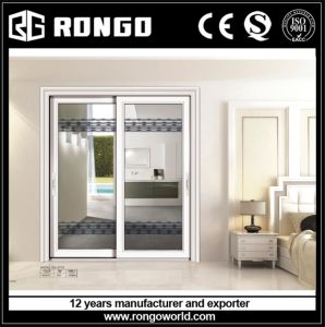 High-Quality Office Double Glazing Door