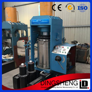 Hydraulic Sesame Seed Cold Oil Mill Extraction Expeller Machine pictures & photos