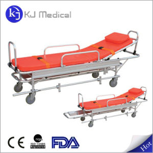 Aluminum Ambulance Stretcher (KJRC-A-3A)