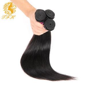 9A Grade Brazilian Virgin Human Hair Silky Straight (TFH-47C) pictures & photos