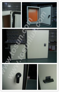 Waterproof Metal Enclosure with Wall Mounted Panel Board IP65 pictures & photos