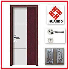 2014 High Quality Interior Veneer Wooden Door Hb-143