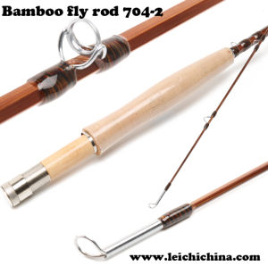 Chinese High Quality Fly Fishing Bamboo Fly Rod pictures & photos