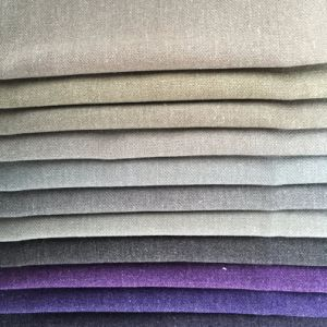 100%Cotton Furniture Fabric Sofa Fabric for Europe and America Markets (JL601) pictures & photos
