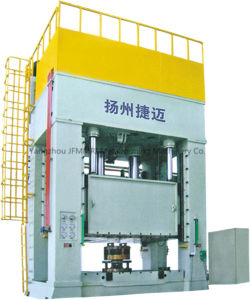 Frame Double-Action Hydraulic Drawing Press with ISO9001