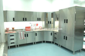 Metal Kitchen Cabinet for Modern (HS-029) pictures & photos