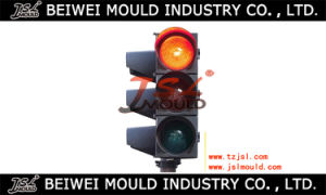 Traffic Light Housing Plastic Injection Mold pictures & photos