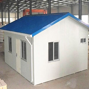 Sandwich Panel Steel House with Ce Certification pictures & photos