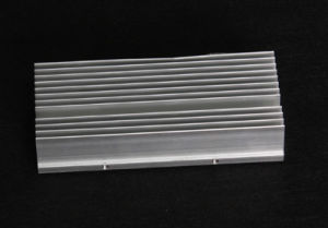 Aluminum Heat Sink Al6063 T5, RoHS, Hard Anodise pictures & photos