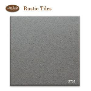 Color Grey Series Matt Flooring Tile for Family Decoration Use