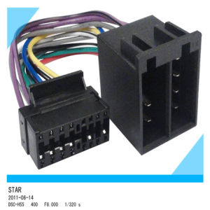 Best Quality Auto Wire Harness Housing Connector pictures & photos