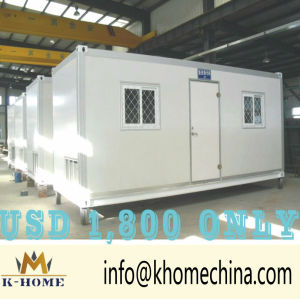 New Design 20ft Prefabricated Flat-Pack Container House for Living pictures & photos