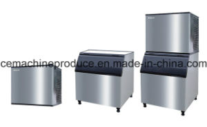 200kgs Commercial Cube Ice Machine for USA Market pictures & photos
