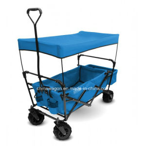 Folding Wagon with Canopy pictures & photos