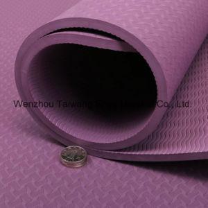 EVA/TPE/PVC Colour Nature Rubber Yoga Mat pictures & photos
