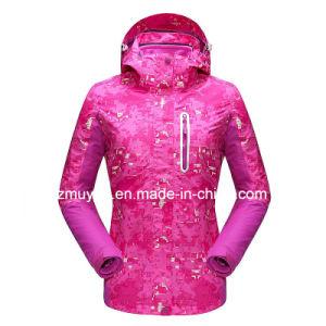 Windproof Waterproof Warm Jackets Men and Women Models pictures & photos