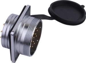 Circular Cable Power Waterproof Connector (P40-15B)