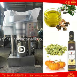 Groundnut Sesame Pumpkin Camellia Moringa Walnut Oil Making Machine pictures & photos