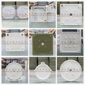 Dazhang Plate and Frame Filter Plate pictures & photos