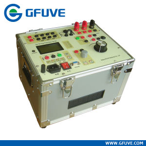 100A Output Single Phase Relay Test Set pictures & photos