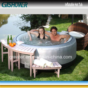 Computerized Inflatable Round Outdoor Jacuzzi (pH050010) pictures & photos