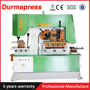 Q35y-25 Plate Notching Machine with Hydraulic Driving pictures & photos