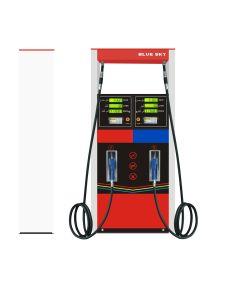 2-Product 4-Nozzle Fuel Dispenser Rt-H2244 pictures & photos