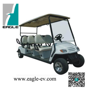 6 Untis Standard Low Speed Golf Buggy, CE Approved pictures & photos