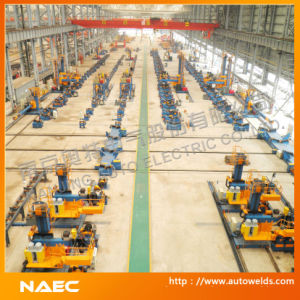 Pipe Fabrication Production Lines Conveyor System pictures & photos