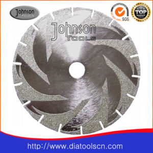 Electroplated Circular Saw Blade with Flange pictures & photos