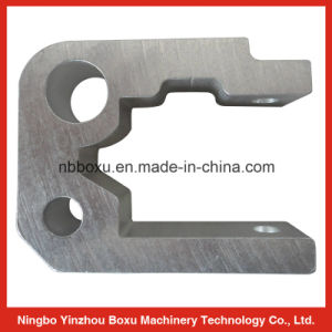 ISO Factory Fabrication Aluminum Extrusion Profile Parts