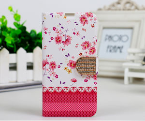 Hot Selling Leather Case for Mobile Phone with Beautiful Design Package pictures & photos