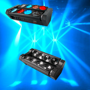 Spider Moving Head Beam LED Effect Lights pictures & photos