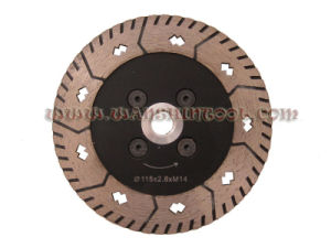 115mm Sintered Cutting&Grinding Disc Diamond Saw Blade pictures & photos