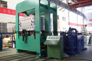 Excellent Performance Big Plate Vulcanizing Machine with CE pictures & photos