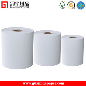 Blank Thermal POS Cash Register Paper Roll pictures & photos