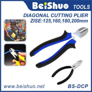Hot Sale Drop Forged Diagonal Side Cutting Plier pictures & photos