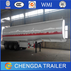 Oil Tanker Fuel Oil Tank, Semi Trailer pictures & photos