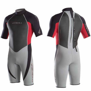 Short Sleeve Shorty Surfing Wetsuit OEM Order Is Available pictures & photos