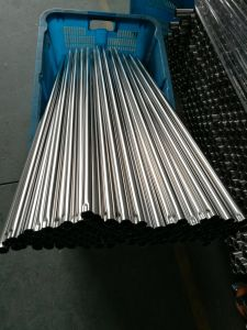 304 316 Welded Stainless Steel Pipe pictures & photos