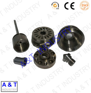 CNC Precision Customized/Aluminum/Stainless Steel/Brass/Turning Parts with High Quality pictures & photos