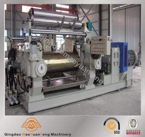 Open Rubber Machine Two Roll Mixing Mill Machine pictures & photos