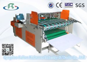 Semi-Automatic Cardboard Boxes Making Machine for Sale pictures & photos