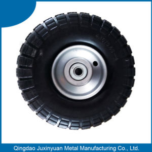 Rubber Wheels (3.50-4) . Air Rubber Wheel pictures & photos