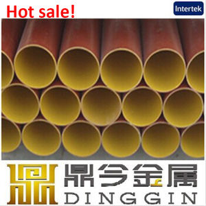 Good Price Epoxy Coated Cast Iron Pipe Sml pictures & photos