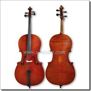 4/4, 3/4 Antique Style Handmade Advanced Cello (CH550Z) pictures & photos
