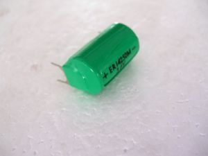 3.6V 800mAh 1/2AA Er14250m Battery