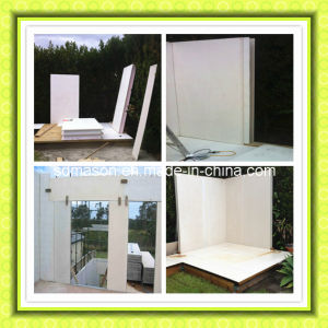 Lightweight MGO Fireproof Sandwich Panel pictures & photos
